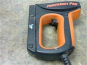 POWERSHOT PRO Nailer/Stapler STAPLER